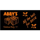 'Your... Xmas Party. All the Best!' Customisable Christmas Stubby Cooler