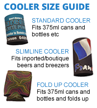 Stubby Cooler Size Guide